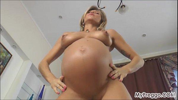 Pregnant Rita #03 from MyPreggo.com