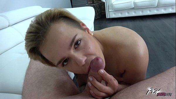 Horny and Shy Tomboy Chick Jumps Right into Fucking POV