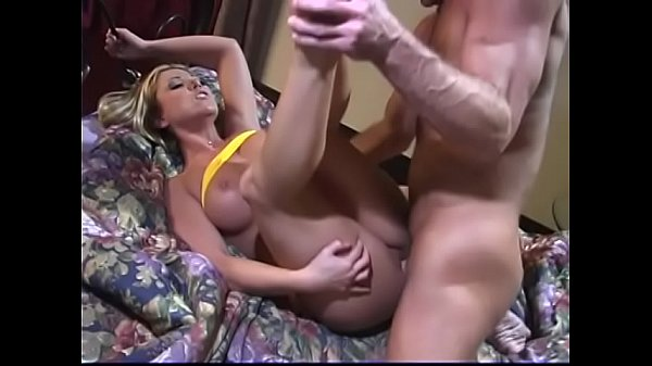 Gorgeous blonde Randy Spears gets her wet pussy fucked