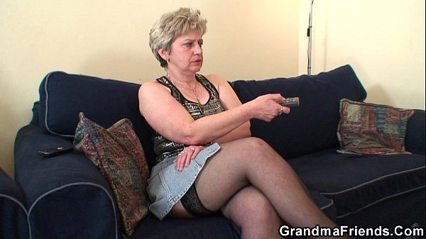 They share nasty old grandma