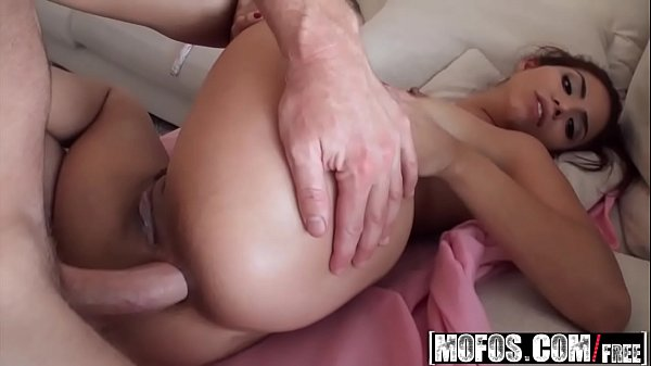 (Isabella DeSantos) - Isabellas First Anal Fuck - Lets Try Anal