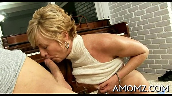 Hard knob is what mom needs