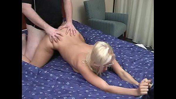 Astonishing Nikki Hunter in wild pussy banging act