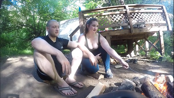 Lost Hiker Girl Gets Fucked And Takes Anal Creampie Thumb