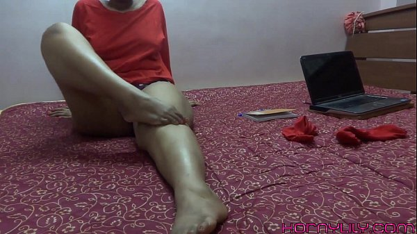 Foot Fetish Indian Babe Lily Thumb
