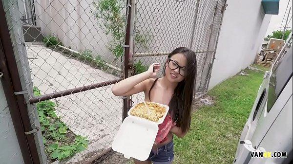 Asian Spinner Lulu Chu Fucked for Money and Foo...