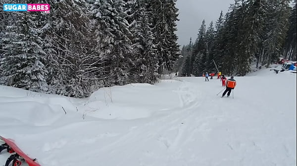 SUGARBABESTV : SNOWBOARD THIEF
