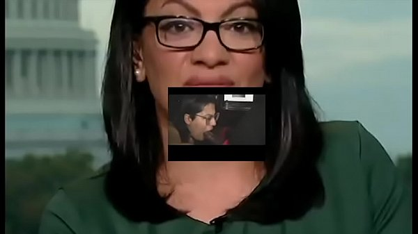 Rashida Tlaib Observes The Monster Cock Trend Thumb
