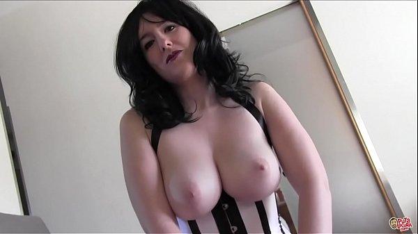 Madam please hide those boobs!
