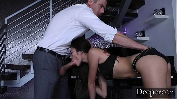 Deeper. Stunning Vina Skyy Dominated and Driven to Ecstasy