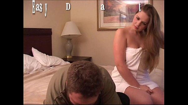 EasyDater - Busy Babe has cheap motel blind sex date and he can't get it up