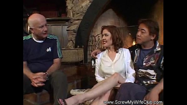 Husband Watches His Wife Screw Another Man Thumb