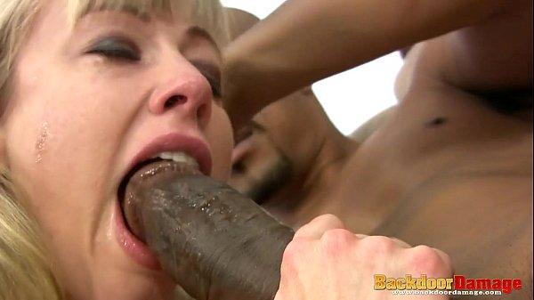 Adrianna Nicole Black Cock Anal