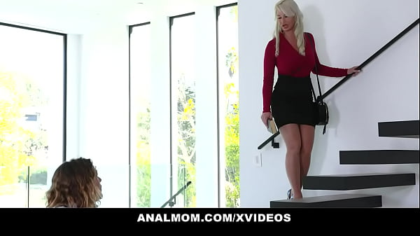Freshly Divorced Milf London River Celebrates With Anal