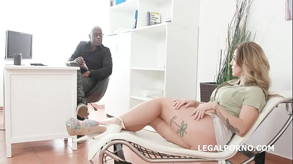 Psico Doctor Betty Foxxx, BBC Therapy Balls Deep Anal, Dap, Gapes, Messy Cumshot GIO1016 Thumb