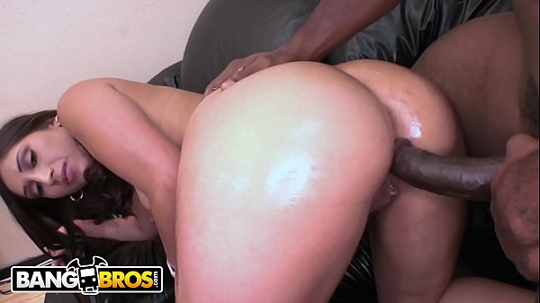 BANGBROS - Sexy PAWG Alexis Breeze Gets Her Pussy Pounded With Big Black Cock
