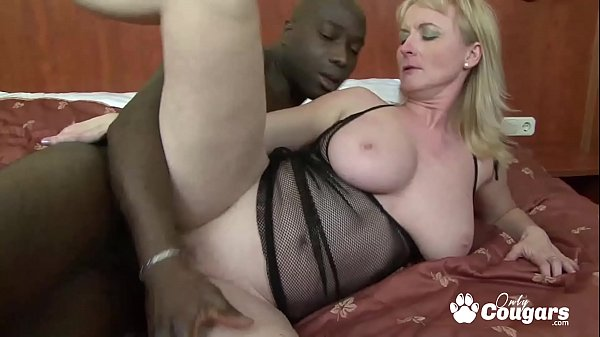 Monik Lets A Black Guy Fuck Her Big Squishy Tits & Tight Asshole