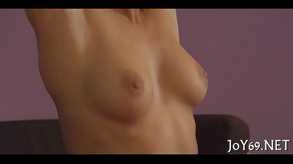 Angel rubs pussy in a solo action