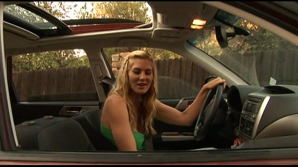 Lesbian picks up hitchhikers