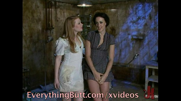 Buttplug play by lesbians  thumbnail