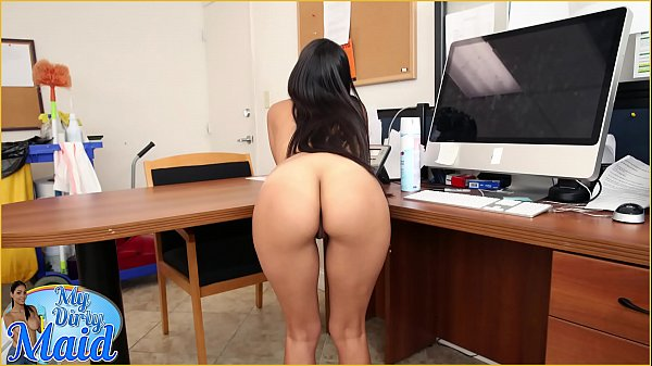 BANGBROS - Sean Lawless Has A New Latin Maid, Soffie, And She Is A Total MILF