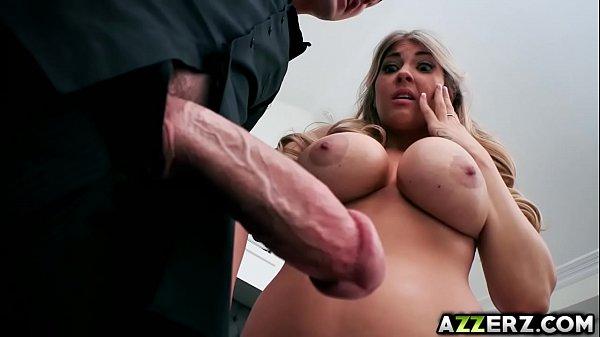 Seductive Kayla Kayden bangs with her GFs husband