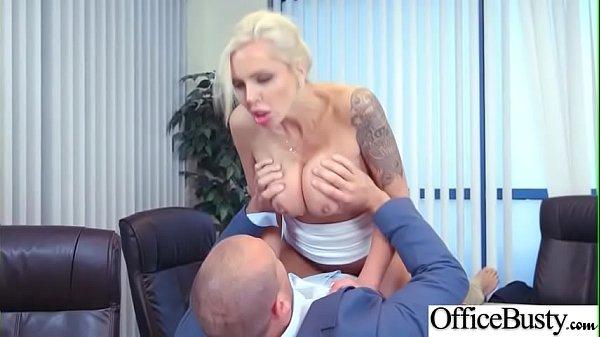 Sex Tape In Office With Sluty Big Juggs Hot Girl (Nina Elle) video-24 Thumb