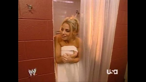 Mickie James lets Trish Stratus know she has ni...