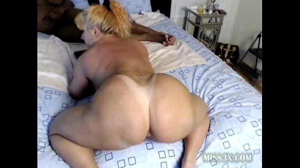 Wild dogstyle interracial porn