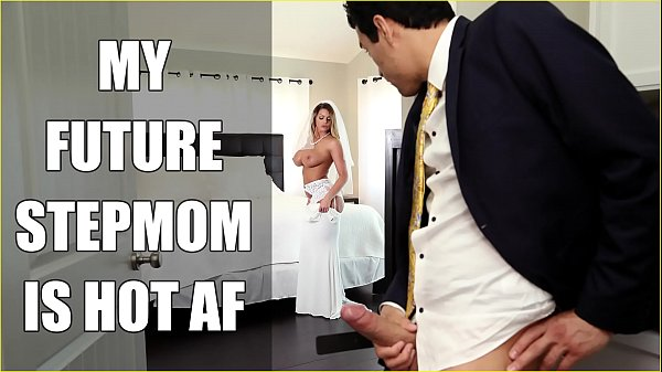 BANGBROS - Bride MILF Brooklyn Chase Fucks Her Step Son On Wedding Day