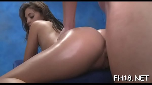 Cute 18 year old cutie gets drilled hard by her massage therapist