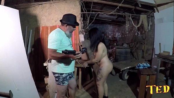 Making of brand new big Ass - Natália Prado - S...