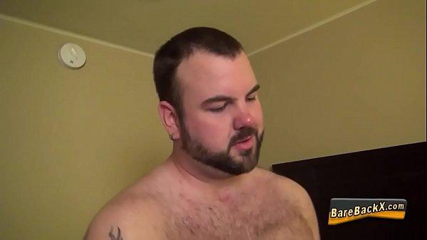 Chubby gay bears bareback