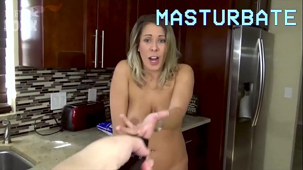 Son Controls Mom with Magic Remote Control - Son Mom to Fuck Him, POV - Mom Fucks Son, Sex, MILF - Nikki Brooks