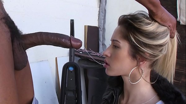 BANGBROS - Goldie Rush Getting That BBC From Is...