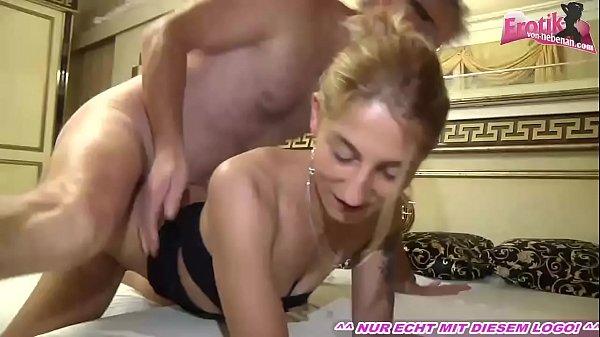 german blonde hooker fucks old guy in brothel