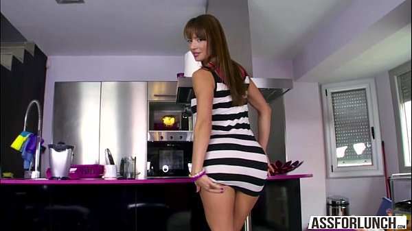 Alluring hot chick Franceska goes hardcore fun with her hunk lover