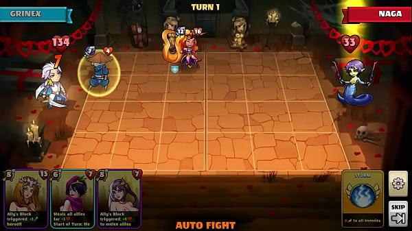 Grinex vs Naga [Journey]