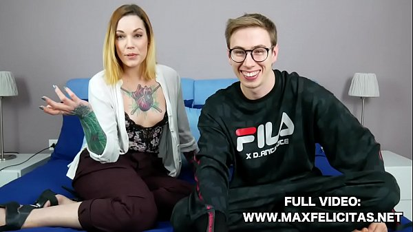 MAX FELICITAS FUCK VERY HARD AND DEEP SILVIA RU...