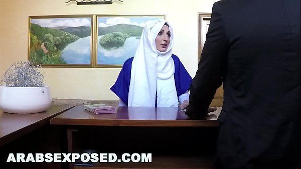 ARABSEXPOSED - Sexy Arab girl and my boss fuck her good for you to see (xc15171)