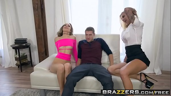 Brazzers - Moms in control - Homeschool Sex Ed scene starring Kimmy Granger Synthia Fixx and Xander