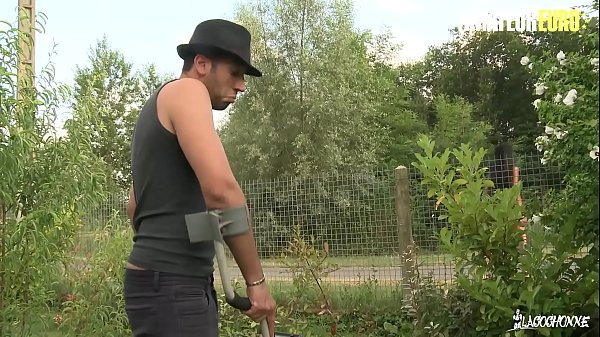 AMATEUR EURO - Romanian Babe Johana White Fucked In French Style
