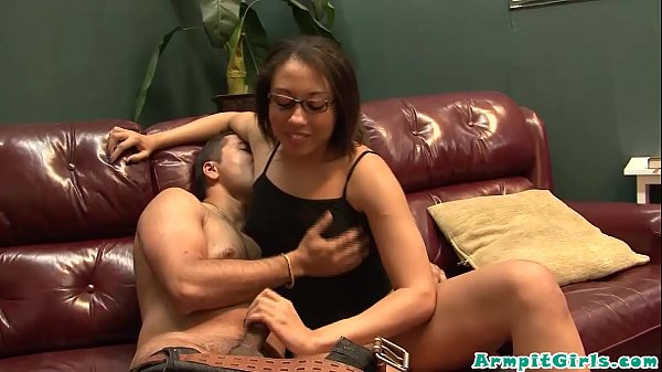 Hot Big Titted Black Slut Shares Armit And Pussy