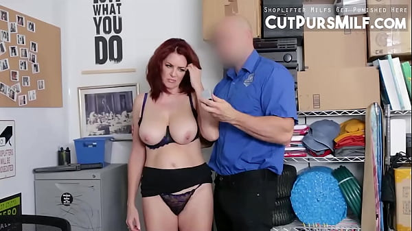 Andi James Have To Undress And Fuck Owner - Cut Purs Milf Thumb