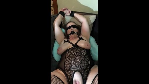 Black cupples,crotchless , blindfold ,handcuff, ballgag Thumb