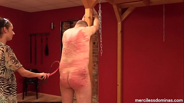 Not So SweetBaby - Cruel and Merciless Whipping by German Mistress