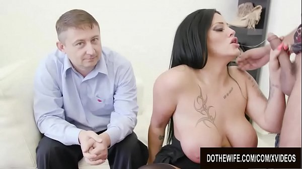 Lame Old Husband Is Cuckolded by Busty German Housewife Ashley CumStar