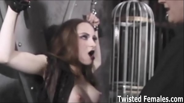 Lets take a little tour of my friends sex dungeon