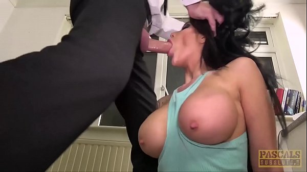 PASCALSSUBSLUTS - Inked harlot Alice Judge slam...