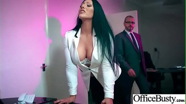 Busty Slut Office Girl (Candi Kayne) Love Hardcore Sex video-10